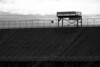 South Grandstands (Black and White)