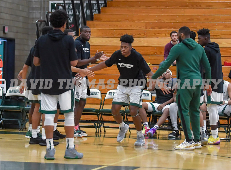 SUNY Old Westbury defeats St Joseph's Men's Basketball controlling the hardwood all game 72-65.