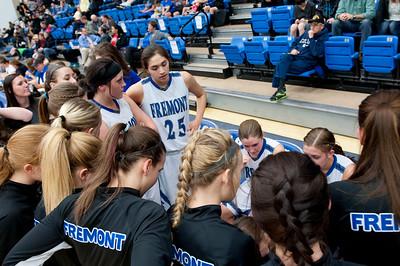 Fremont High School vs. West High at Salt Lake Community College on February 16, 2015.
