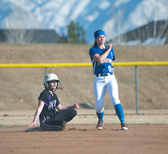 Fremont dominates Box Elder in a controlling 10-0 victory. At Fremont High School on March 5, 2015