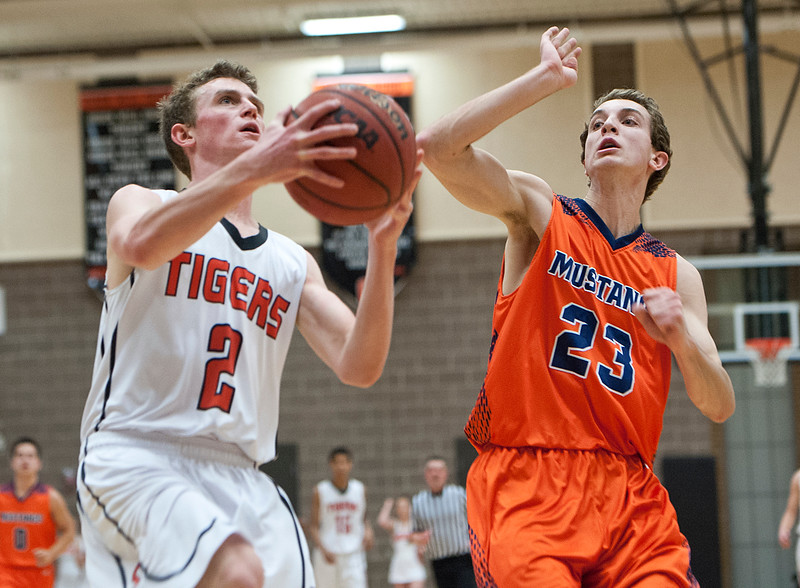 Mountain Crest High School vs Ogden High School On Wednesday January 7 2015.