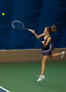 Mackenzie Turley is remarkably good at tennis. Her and fellow high school students in the area hold a practice to improve their skills as a group. At the Ogden Athletic Club in Ogden