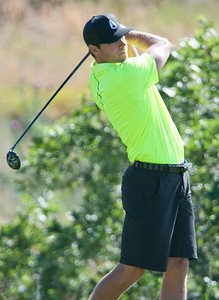 Jordan Rogers competes in the Utah State Amateur Championship held at Soldier Hollow Golf Course in Midway on July 10, 2015.