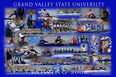 GVSU Poster - this poster is only sold in 20x30 and 24x36 sizes. The text can be customized to your specific needs.  Other schools available by request.  Contact Alan@AlanHolbenPhoto.com for more information.