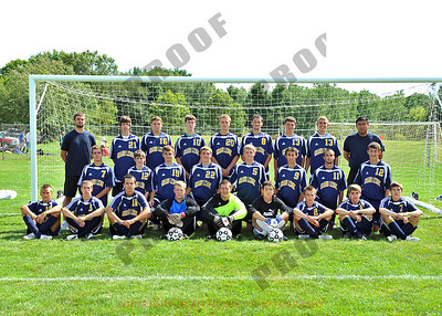 Varsity Soccer Team 1