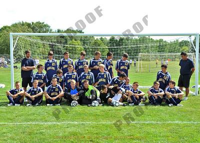 Varsity Soccer Team 4