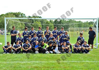 Varsity Soccer Team 3