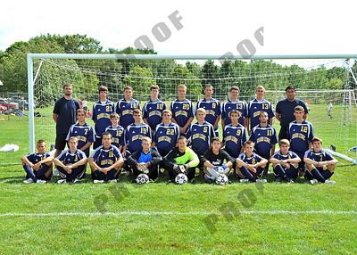 Varsity Soccer Team 2