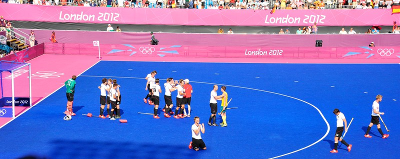 Australia v Germany - Men's Hockey Semi-Final