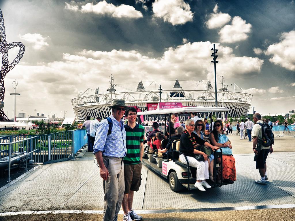 London Olympics - 2012