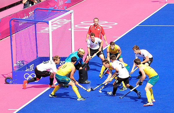 Australia v Germany - Men's Hockey Semi-Final