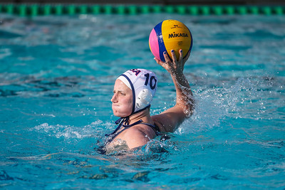 United States vs. Hungary, 2016 Women Water Polo