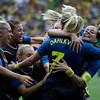 APTOPIX Rio Olympics Soccer Women