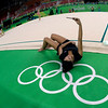 APTOPIX Rio Olympics Rhythmic Gymnastics