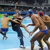 APTOPIX Rio Olympics Water Polo Men