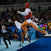 APTOPIX Rio Olympics Taekwondo Men