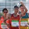APTOPIX Rio Olympics Athletics Men