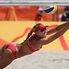 APTOPIX Rio Olympics Beach Volleyball Women