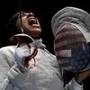 APTOPIX Rio Olympics Fencing Women