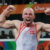 APTOPIX Rio Olympics Wrestling Men