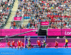 Goal! Great Britain vs South Africa, 1st August 2012