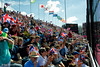 Great crowd for Hockey matches on 1st August 2012