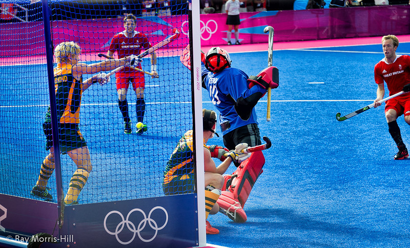Great Britain denied a winner in the final seconds