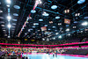 The fabulous Copper Box, venue for Handball