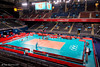 Men's Volleyball, Bronze Medal Match, Italy vs Bulgaria, 12 August 2012.  Earls Court, London
