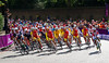 Men's Road Race 28.07.12 - Bradley Wiggins leads at Hyde Park Corner