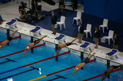 Men's 50m freestyle final