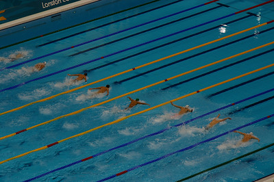 Men's 100m Butterfly final