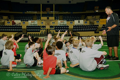 Kid's Football Camp