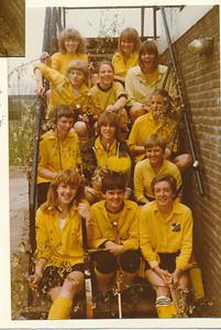 DamesIVnr02 Opmerking: zie ook andere foto  Collectie Van Noortwijk Fotograaf: onbekend Formaat: 13 x 9 Afdruk kleur