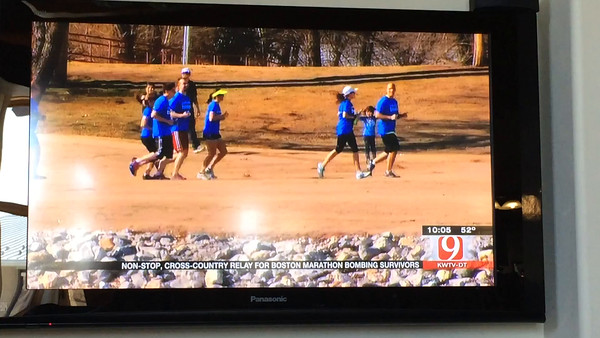 One Run For Boston 2015