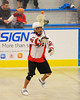 Onondaga Redhawks Lee Nanticoke (28) passes the ball against the Allegany Arrows at the Onondaga Nation Arena near Nedrow, New York on Saturday, May 3, 2014.  Onondaga won 21-5.