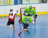 """Onondaga Red Hawks David Stout (24) shots on the Rochester Greywolves goal in Can-Am Senior """"B"""" Box Lacrosse playoff action at the Onondaga Nation Arena in Nedrow, New York on Friday, July 15, 2011.  Greywolves won 12-8."""