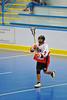 "Onondaga Redhawks Mike Abrams (7) passing the ball against the Niagara Hawks in Can-Am Senior ""B"" playoff game at the Onondaga Nation Arena near Nedrow, New York on Saturday, July 20, 2011. Onondaga won 12-2."