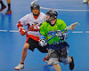 "Onondaga Redhawks hosted the Rochester Greywolves in Can-Am Senior ""B"" Box Lacrosse at the Onondaga Nation Arena near Nedrow, New York on Saturday, April 28, 2012."