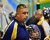 Onondaga Redhawks host the Allegany Arrows at the Onondaga Nation Arena near Nedrow, New York on Friday, July 24, 2015..  Onondaga won 13-6.