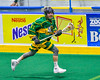 Onondaga Redhawks host the Newtown Golden Eagles in Can-Am Box Lacrosse action at the Onondaga Nation Arena near Nedrow, New York on Saturday, July 9, 2016.  Onondaga won 14-6.