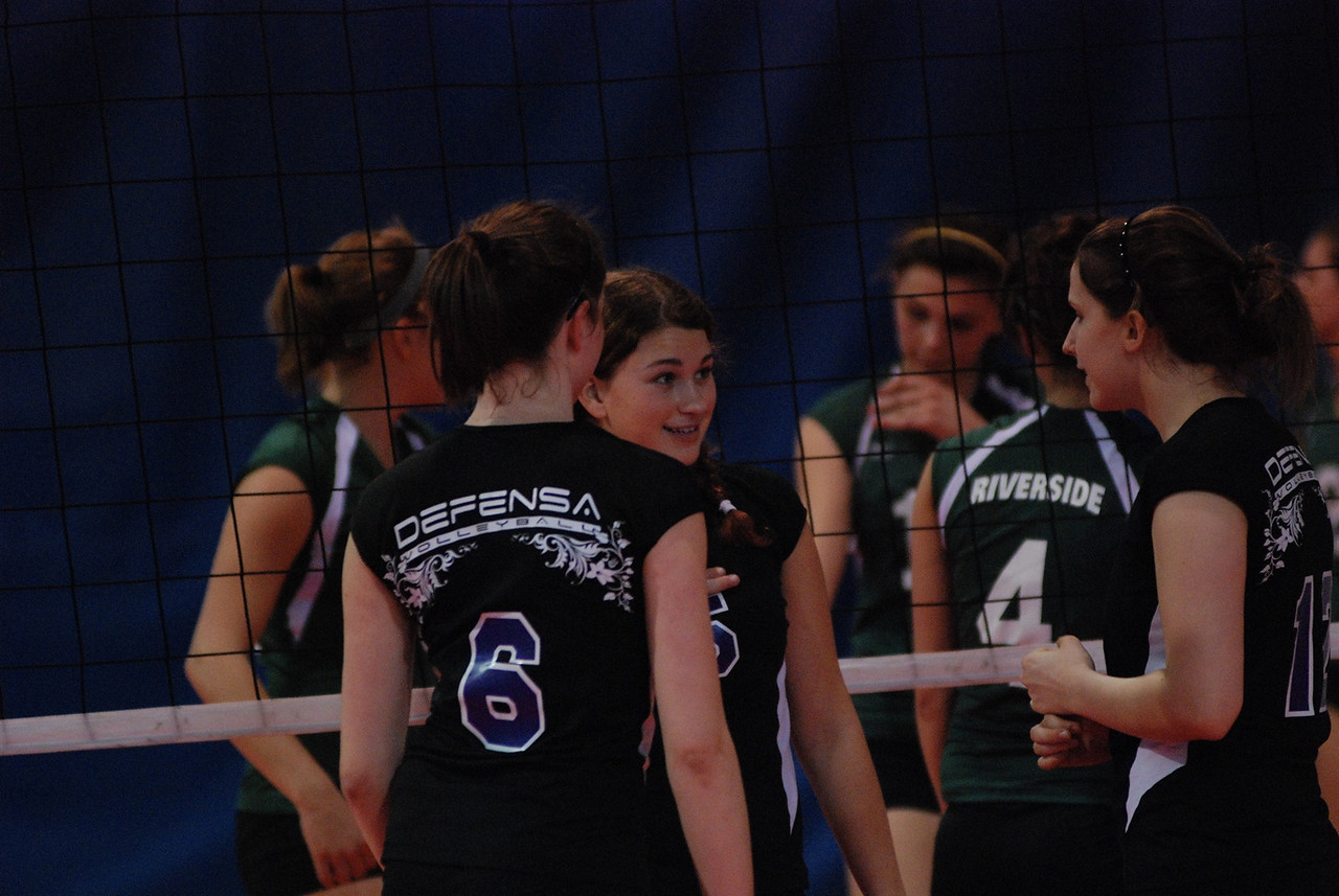 0026Volleyball Ont Provincials  Gold