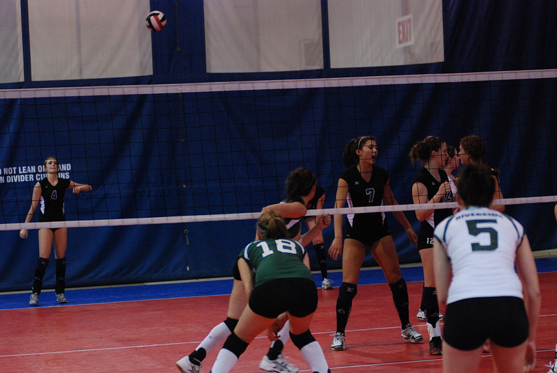 0018Volleyball Ont Provincials  Gold