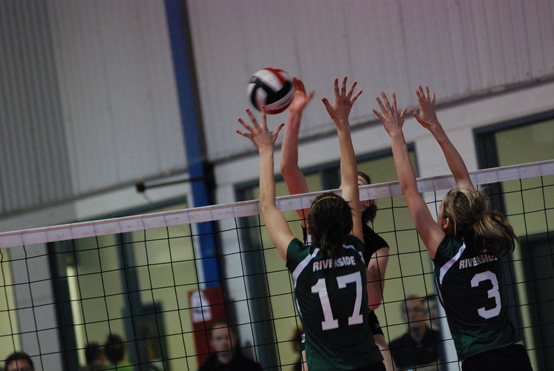 0011Volleyball Ont Provincials  Gold