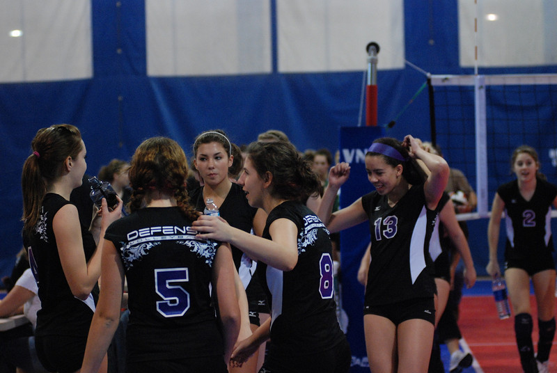 0020Volleyball Ont Provincials  Gold