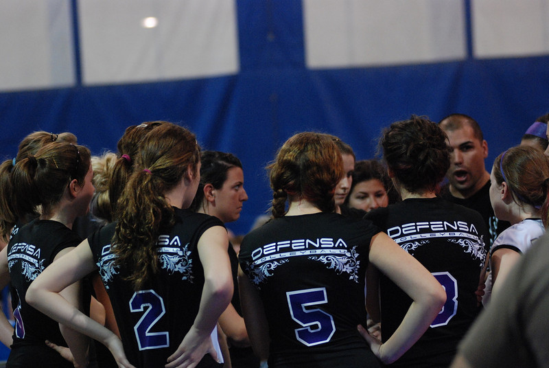 0023Volleyball Ont Provincials  Gold