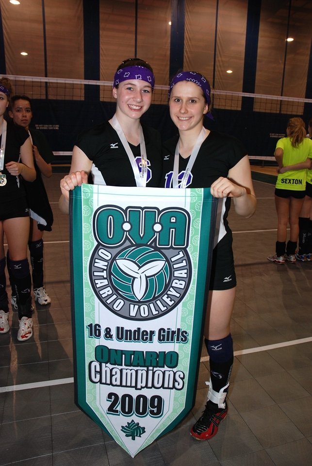 0365Volleyball Ont Provincials  Gold
