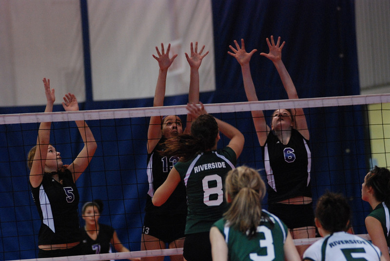 0006Volleyball Ont Provincials  Gold