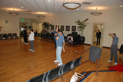 Ontario Seniors Exercising 2007
