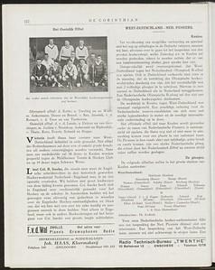 19280212 Oostelijk elftal tegen Olypmpisch   De Corinthian 17 februari 1928